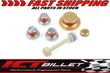 LS Engine Block Coolant Oil Threaded Drain Plug LS1 LS2 LS3 L92 LQ4 LQ9 LSX Barb