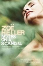 Notes on a Scandal, Zoë Heller