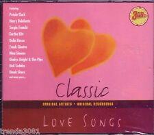 Classic Love Songs 3CD Box Classic 50s 60s 70s 80s BROOK BENTON DELLA REESE Rare