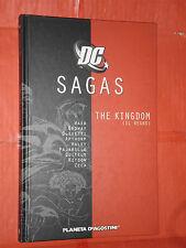 DC SAGAS-N°10- THE KINGDOM-IL REGNO- DI: WAID E ORDWAY- CARTONATO PLANETA RARO