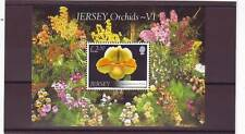 JERSEY - SGMS1378 MNH 2008 WILD ORCHID