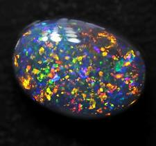 1.62 cts - Lightning Ridge Black Opal With Video!
