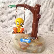 Disney RON LEE 1995 TWEETY Swing On The Tree  Brunch LE # 2234/2750