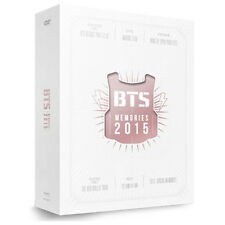 Korea Music BTS - BTS MEMORIES OF 2015 (4 DISC) (DVDS085)