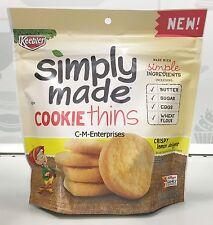 Keebler Simply Made Crispy Lemon Delight Cookie Thins 6 oz