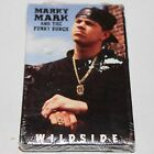 Markey Mark & The Funky Bunch Wildside SEALED Cassette Tape Mark Wahlberg NKOTB