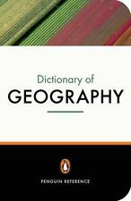 Dictionary of Geography by Audrey N. Clark (2003, Paperback, Revised)