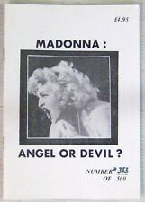 Madonna Angel or devil