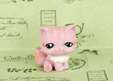 LITTLEST PET SHOP(169)-Pink Persian Cat #460 Rare
