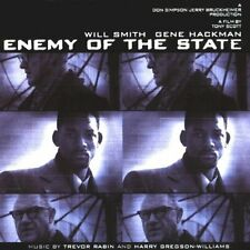 Enemy of the State (1998) Trevor Rabin, Harry Gregson-Williams [CD]