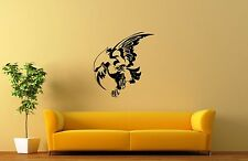 Wall Stickers Vinyl Decal Hawk Eagle Animal Bird Predator ig701
