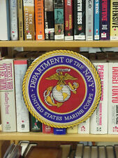 US Marine Corps Official Seal.Mint condition!  In original PX shipping packaging