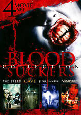 Bloodsuckers Collection - 4-Movie Set 2014 by Mill Creek Entertainment