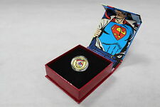 2013 Royal Canadian Mint - $75 Gold Coin: Superman - The Early Years