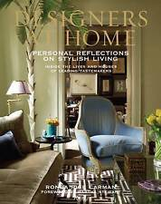 Designers at Home: Personal Reflections on Stylish Living, Ronda Rice Carman