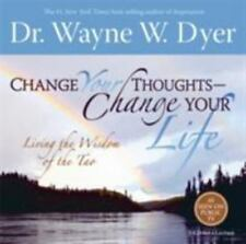 Change Your Thoughts Meditations by Wayne Dyer (2007, CD, Abridged, Unabridged)