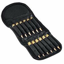 Rifle Bullet Holder / Bullet Wallet / Suits most calibers 223 .243 .308 .357 etc