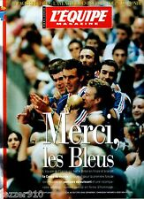 L'EQUIPE MAGAZINE HS ¤ 07/1998 ¤ SPECIAL FRANCE CHAMPION DU MONDE FOOTBALL