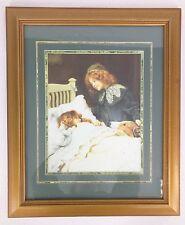 """Arthur J. Elsley: Wake Up! It's Christmas Morning! Framed Print 19.5"""" x 23.5"""""""