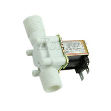 """12V 1/2"""" Electric Solenoid Valve Magnetic DC N/C Water Inlet Flow Switch New"""