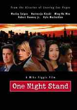 One Night Stand DVD (1997) - Wesley Snipes, Robert Downey Jr., Kyle MacLachlan