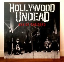 HOLLYWOOD UNDEAD Day Of The Dead 2015 HUGE Ltd Ed Display Poster Board +Stickers