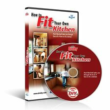 How To Fit Your Own Kitchen – DVD