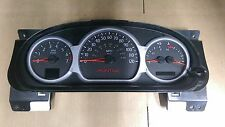 2001 2002 Pontiac Aztec Gauge Cluster Speedometer Rebuilt 10315259