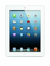 Geniune Apple iPad 4 retina Generation 64GB White WiFi + 4G *VGWC!* + Warranty!