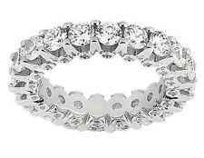 2.50 ct. TW Ladies Round Cut Diamond Eternity Wedding Band in 14k White Gold