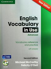 Cambridge ENGLISH VOCABULARY IN USE ADVANCED with CD-ROM Second Ed @NEW 2013@