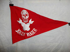 flag848 WW 2 US Army Air Force AAF Guide on Jolly Roger 320 BS Bomb Squadron W9A