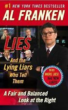 Lies: And the Lying Liars Who Tell Them - Franken, Al - Paperback