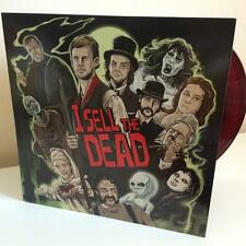 I SELL THE DEAD Soundtrack: Jeff Grace (House of The Devil) Vinyl LIMITED 500