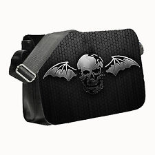 Avenged Sevenfold School College Shoulder Messenger Bag