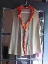 Elie Tahari blouse size L