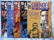 GRENDEL TALES #2 #3 #4 #5 #6 (Dark Horse 1996) mixed lot of 5 comics • Mint!