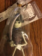 Nightmare Before Christmas James Giant Peach Pirate Jack Skellington Keychain