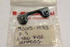 Staffa specchietto - NUT,MIRROR CLAMP,6MM - Kawasaki ZX1000 NOS 92015-1533