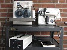 WORKING: AKAI PORTABLE COLOR CAMERA VC-150 & AKAI VT-150 PORTABLE COLOR VTR