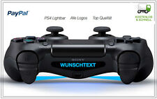 1x PS4 Lightbar Sticker Aufkleber Playstation 4 Controller Light Sony DUALSHOCK