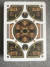 STEAMPUNK playing cards - designed by Alex Beltechi - Bicycle USPCC - UNPLAYED