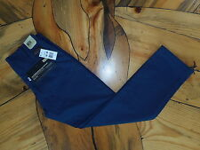NEW Levi's Skateboarding Collection Straight Leg Field Pants Navy Blue 30 x 30