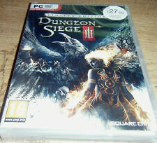 Dungeon siege iii ltd edition pc game fast free ukpost