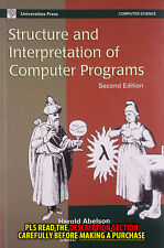 FAST SHIP: Structure And Interpretation Of Computer Prog 2E by The Mit Pr