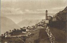 Tremezzina - Santuario Madonna del Soccorso -  Como Cartolina viaggiata 1945
