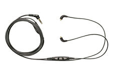 Shure CBL-M-K-EFS Music Phone Cable w/ Remote + Mic. US Authorized Dealer