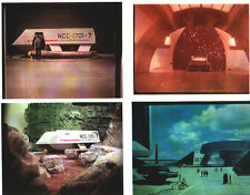 1966 STAR TREK 8x10 color photos Galileo 7 and matte FX
