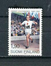 Finlandia/Finland 1989 Centenario nascita atleta Kolehmainen MNH