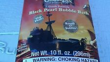 2 x PIRATES OF CARRIBEAN BLACK PEARL BUBBLE BATH W/FLOATING SHIP TOY
